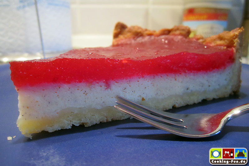 Cranberry-Whiskeycreme-Torte