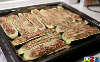 Verdure ripiene – gefüllte Gemüse