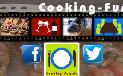 Cooking-Fun meets Social Media