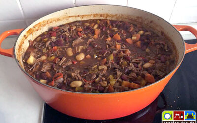 Chili con Carne mit Pulled Beef