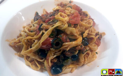 Spaghetti nach Hurenart