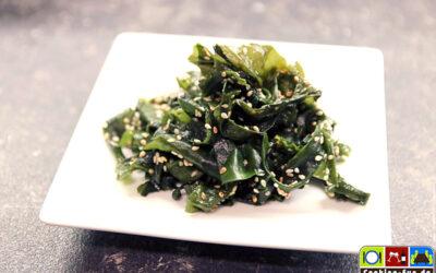 Wakame Salat