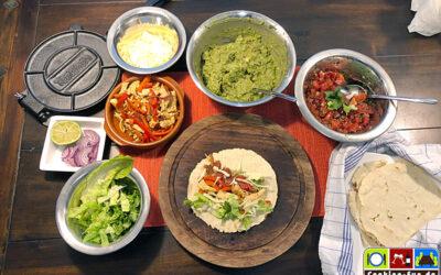 Taco, Tortilla, Fajita – Mexico