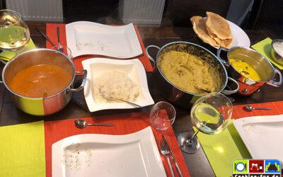 1001 Aromen – Ein Curry-Abend im Oktober 2019